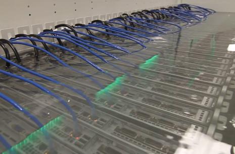 Выделенные серверы под водой, буквально!? Перспективы разведения рыб в серверах?!
