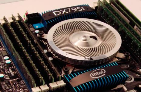Новый вентилятор для процессоров: эффективнее и тише
