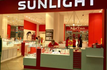 Автоматизация рабочего места кассира в сети ювелирных магазинов SUNLIGHT