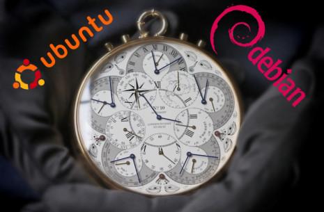 Некорректное время на Ubuntu или Debian - проблемы с NTP синхронизацией времени