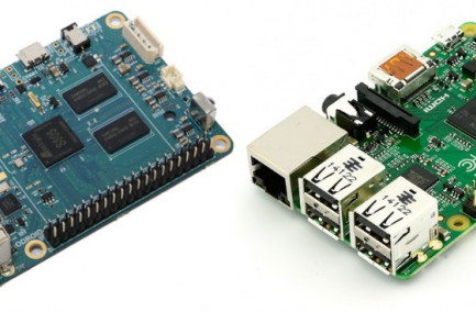 ODROID-C1 пришел на замену Raspberry Pi - обзор ODROID-C1, видео и техническая информация